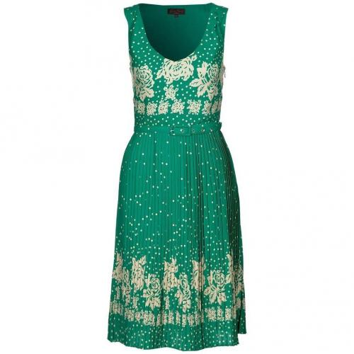 Great Plains Dorothy's Garden Sommerkleid tennis green
