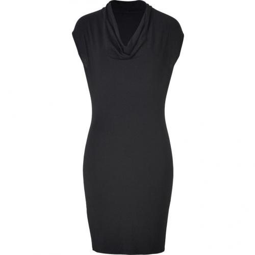 Helmut Charcoal Nova Jersey Dress