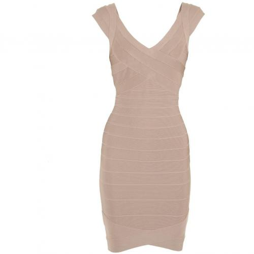 Herve Leger Powder Dress Nannette