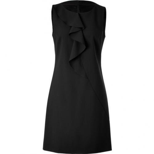 Hugo Black Sleeveless Kleid