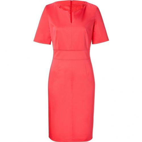 Hugo Bright Red Kenina Dress