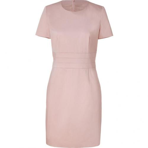 Hugo Light Beige Shift Dress