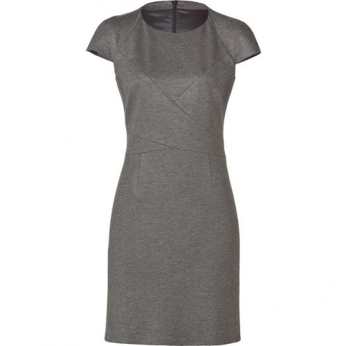 Hugo Medium Grey Kemi Dress