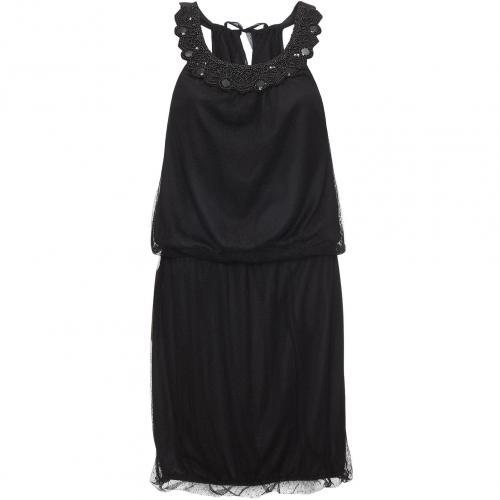 Ichi Kleid I-Lind schwarz