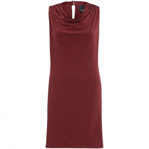 Ichi Kleid rot