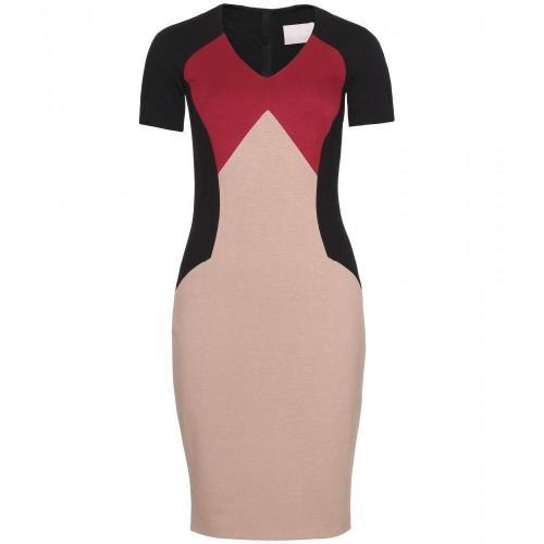 Jason Wu Tilly Color-Blocking Kleid