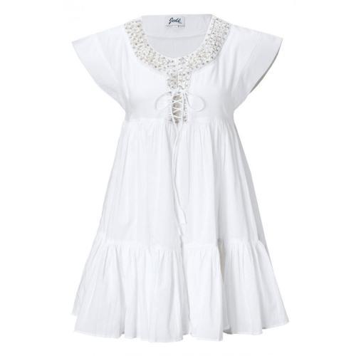 Jodé Zaina Kleid Weiß
