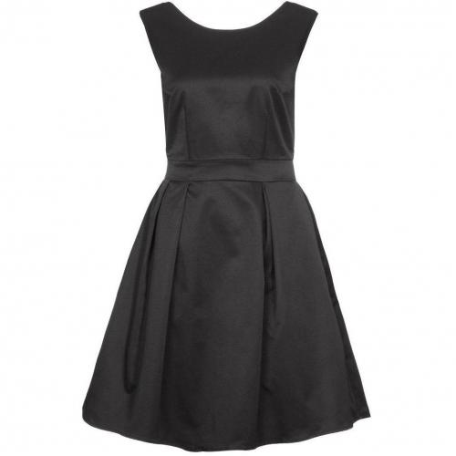 Just Female Soya Ballkleid black