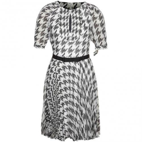 Karen Millen Cocktailkleid / festliches Kleid weiß