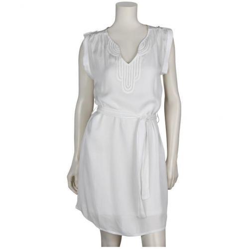 Kookai Kleid Weiß