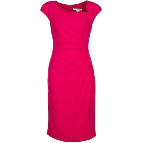 Lk Bennett Davina Etuikleid hot pink
