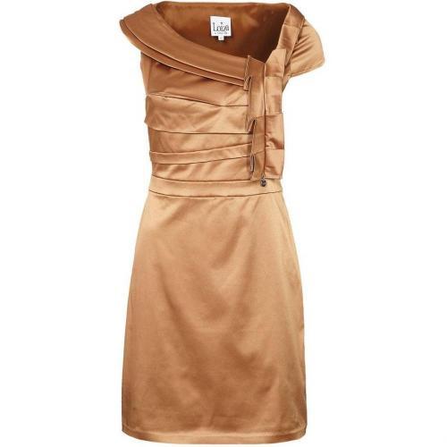 Loiza by Patrizia Pepe Cocktailkleid / festliches Kleid sixty brown
