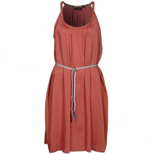 Maison Scotch Kleid rust