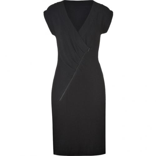 Marc by Marc Jacobs Anthracite Rosasite Knit Dress