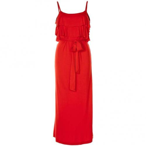 Margit Brandt Kiki Kleid fierd red
