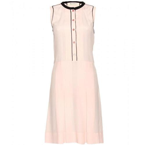 Marni Edition Kleid Mit Biesen