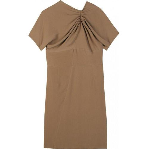 Marni Silk Crepe Dress