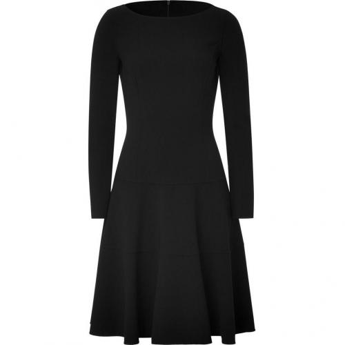 Michael Kors Black Swing Dress
