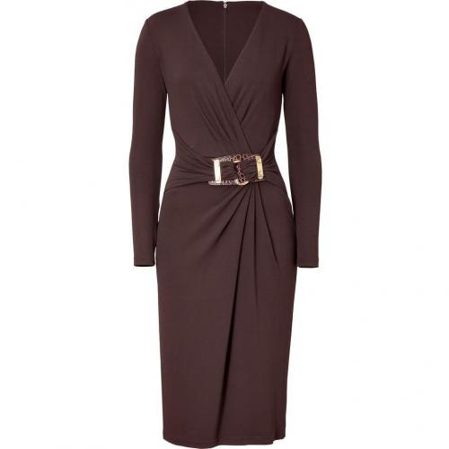 Michael Kors Chocolate Embellished Dress