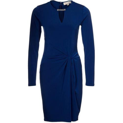 Michael Michael Kors Jerseykleid blau
