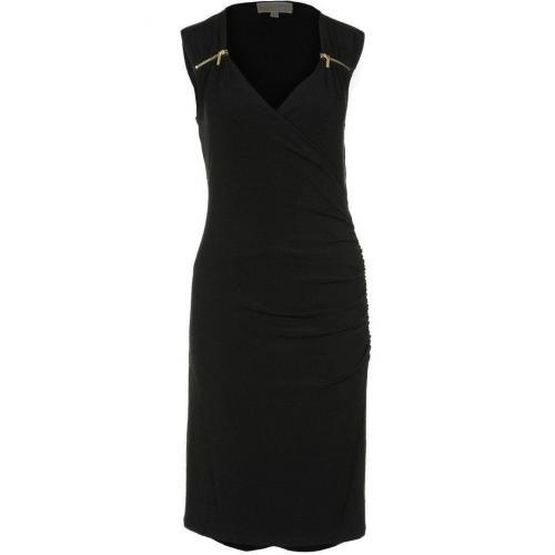 Michael Michael Kors Jerseykleid noir