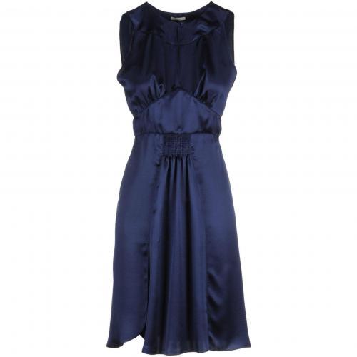 Miu Miu Knielanges Kleid Blau