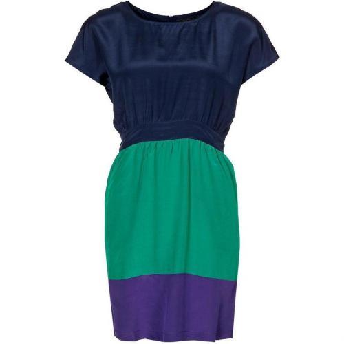 nocollection Jade Sommerkleid green / violet / blue