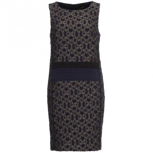 Odeeh Kleid dunkelblau