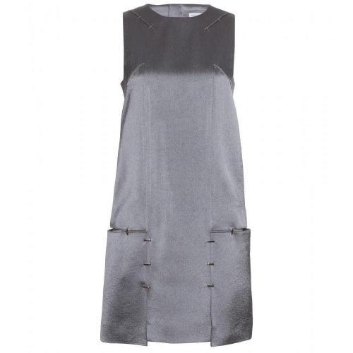 Paco Rabanne Kleid Mit Metallklammern
