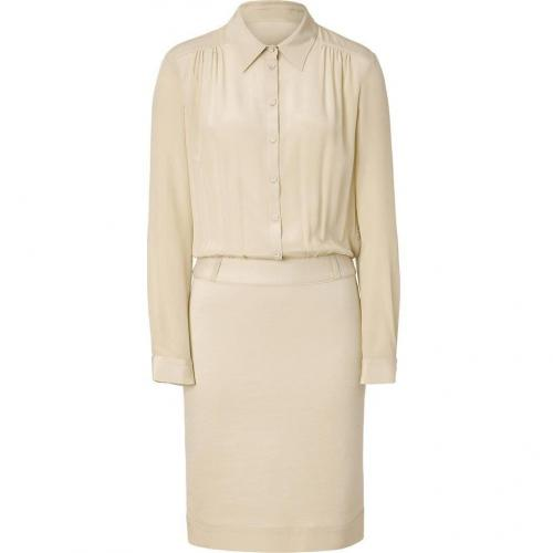 Philosophy di Alberta Ferretti Almond Combo Dress