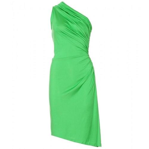 Ralph Lauren One-Shoulder Kleid Lucinda