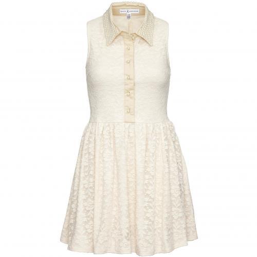 Rare London Kleid weiß