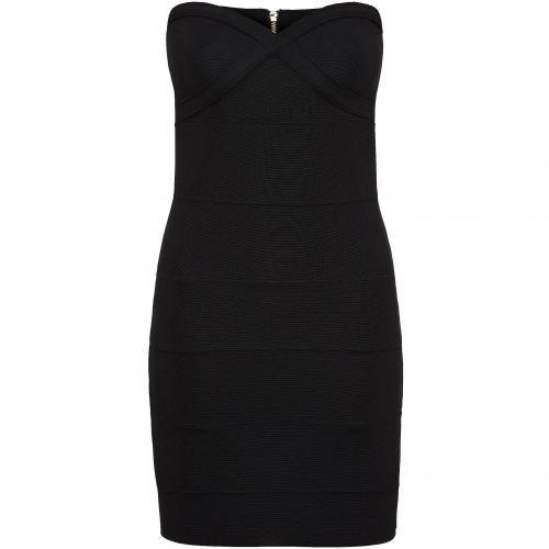 Review Kleid schwarz ohne Ärmel