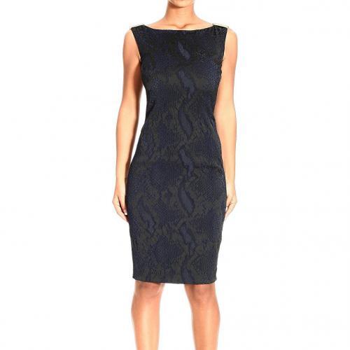 Roberto Cavalli Sleeveless brocade dress