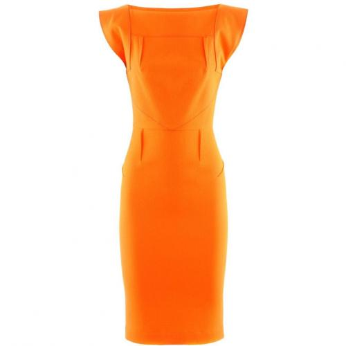 Roland Mouret Orange Dress Watson