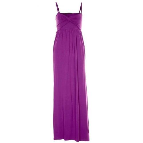 Set Sommerkleid violett