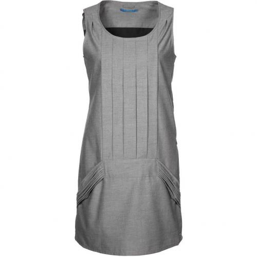 Skunkfunk Erebi Jerseykleid grey