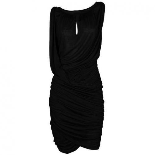 Snob Jersey-Kleid Fraya schwarz