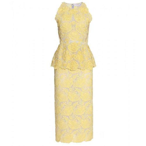 Amazon Kleid Aus Macramé-Spitze
