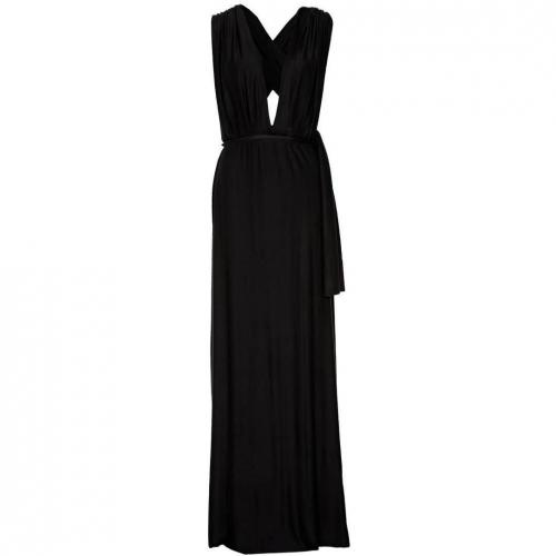 Supertrash Divers Maxi Ballkleid black