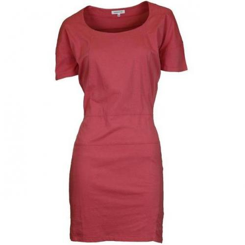 Surface To Air Kleid Deco dye coral