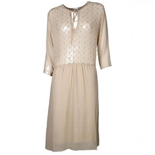 Swildens Kleid Goutte nude