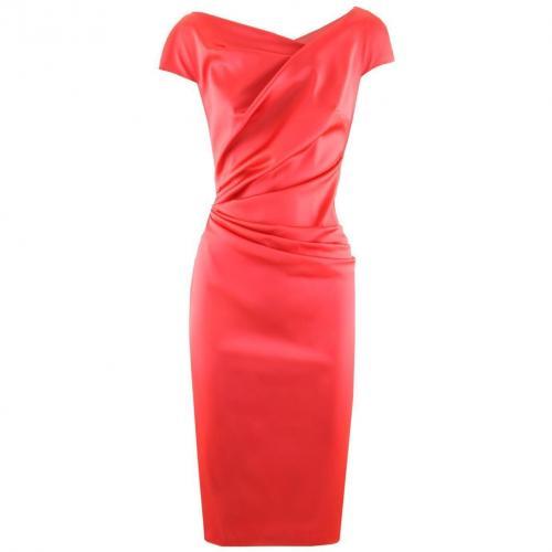 Talbot Runhof Red Dress Romania 5