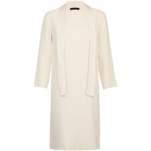 The Row Oversized Kleid Champagner