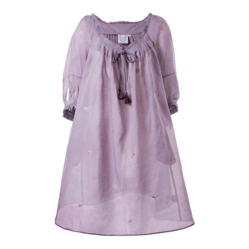 Thierry Colson Kleid Lavendel