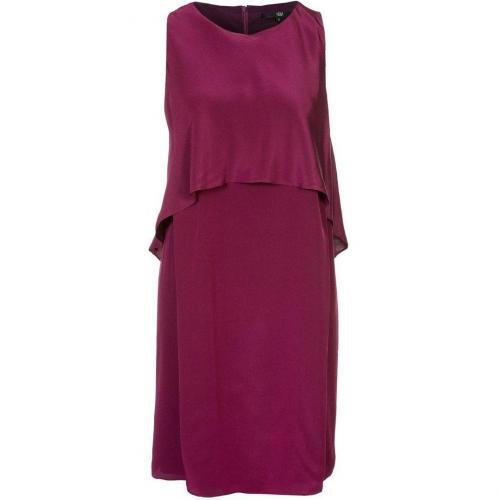 Tibi Cocktailkleid / festliches Kleid plum