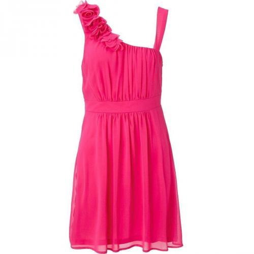 Vera Mont Sommerkleid pink Ärmellos