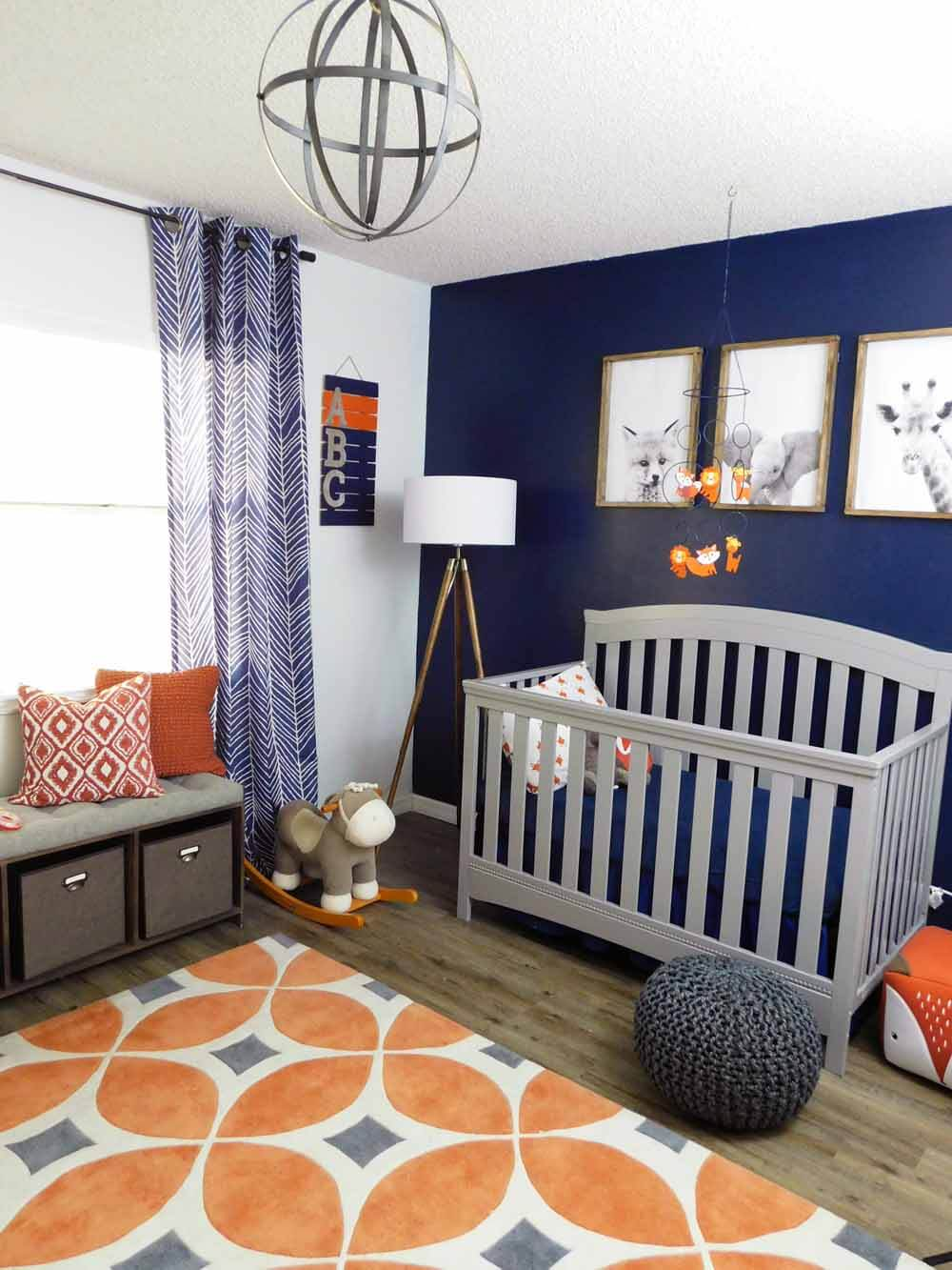 Room Reveal-Simple DIY Room Décor for your Baby Nursery ... on Room Decorations  id=62569