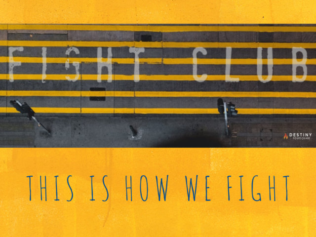 FIGHT CLUB Discussion Questions 3