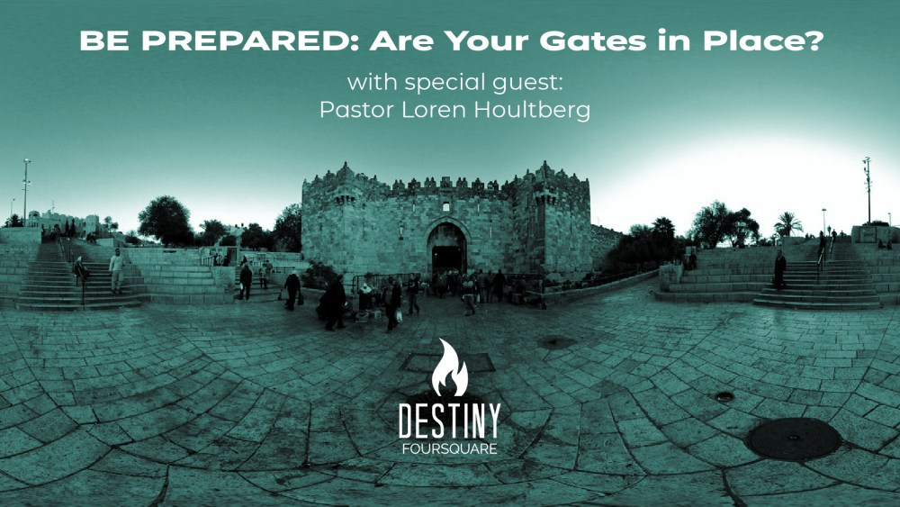 Are Your Gates In Place?